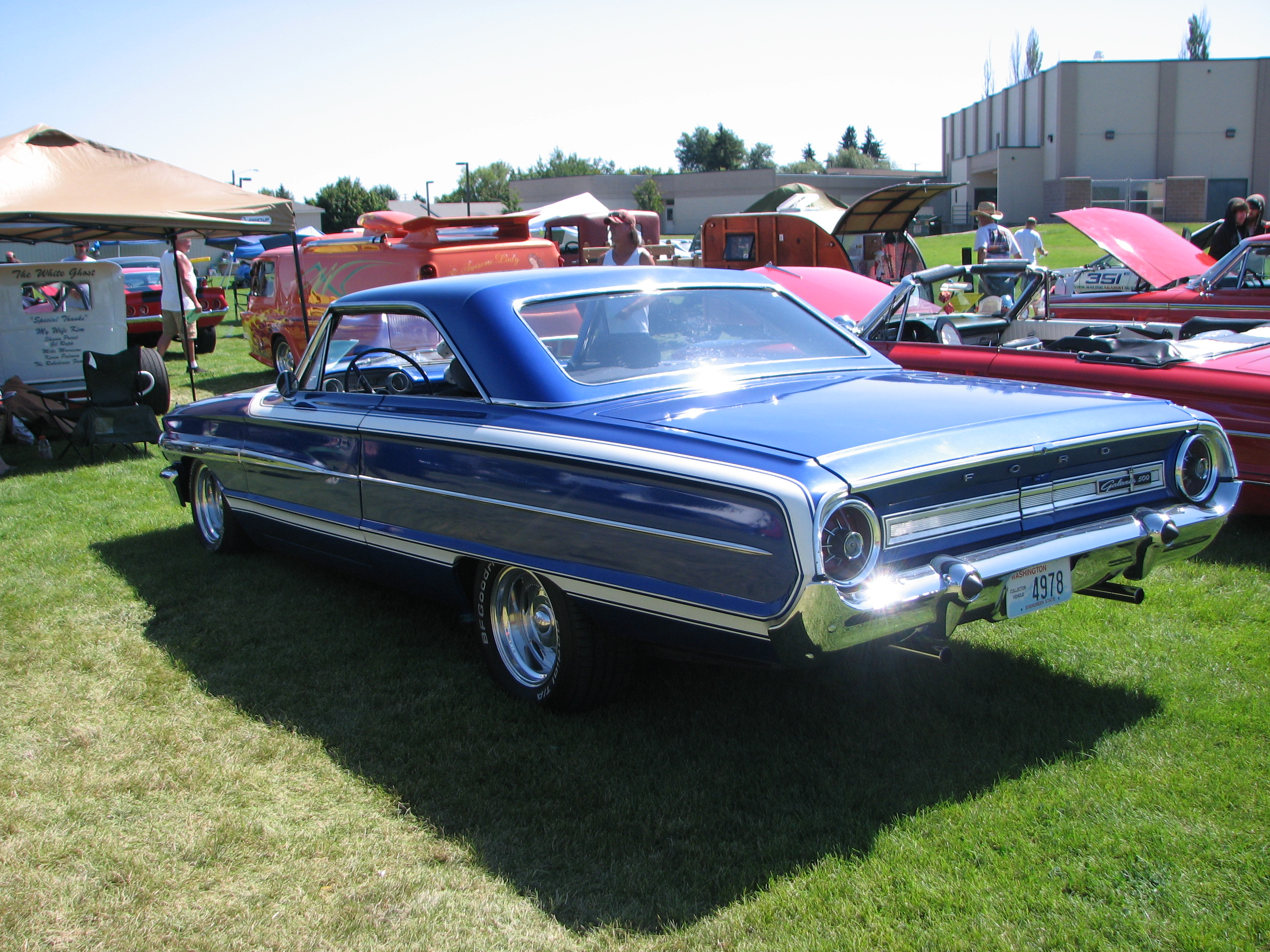 64 ford galaxie 500 lr fullsizeford. Black Bedroom Furniture Sets. Home Design Ideas