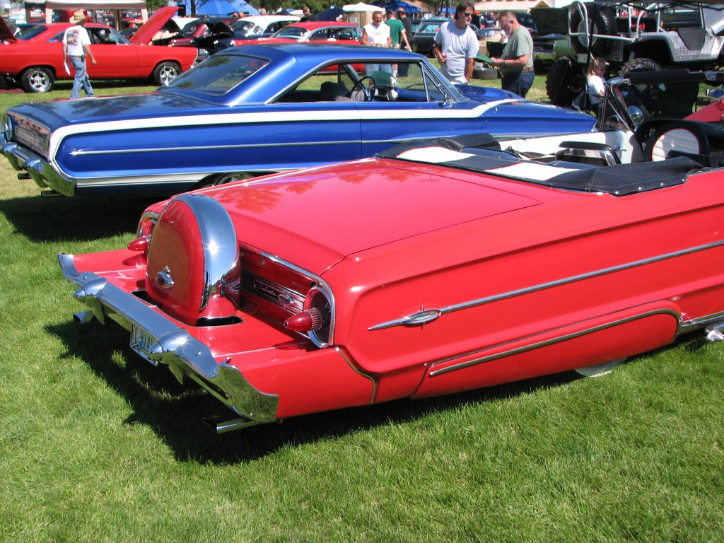 Continental Kit for 1963 Galaxie - Ford Muscle Forums : Ford