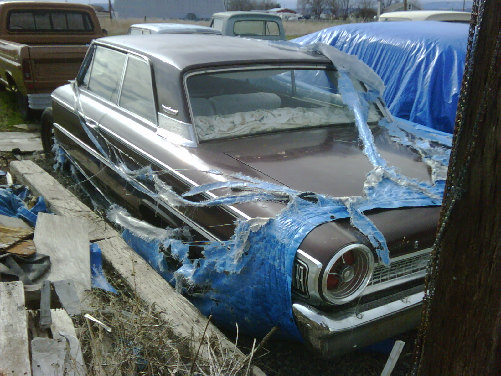 1963 Ford Galaxie 500 2dr Boxtop