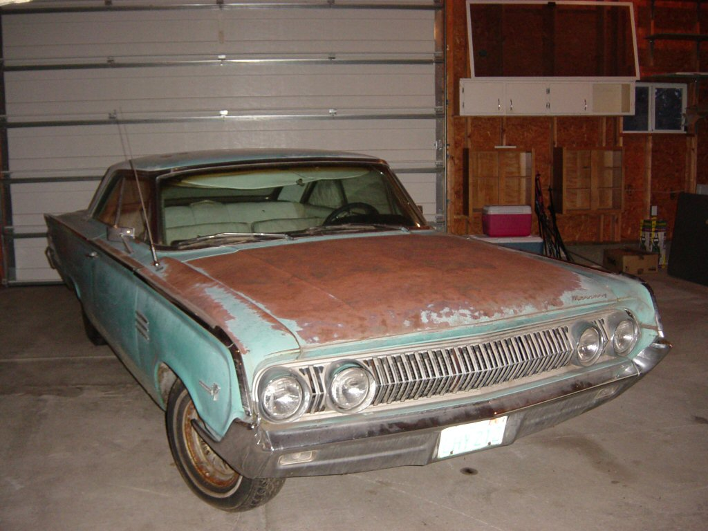 1964 Mercury Montclair Marauder 390 2V