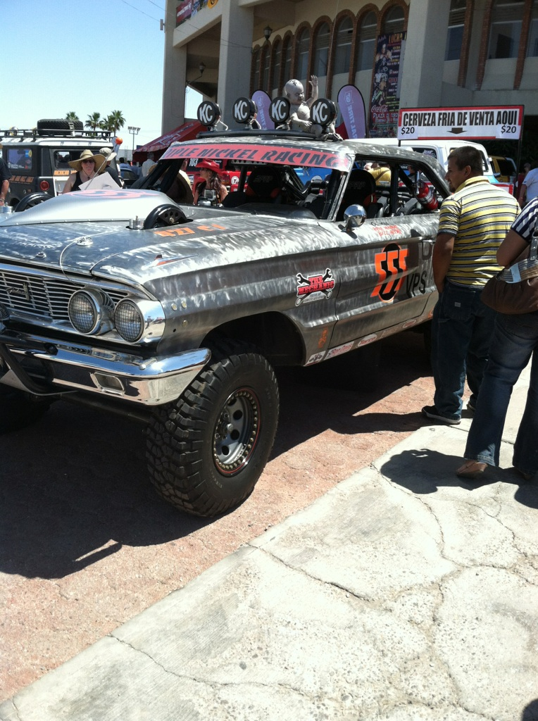 64 Galaxie at baja