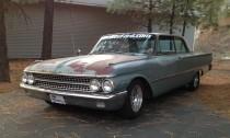 1961 Ford Galaxie Club Victoria