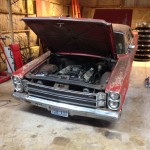 1966 Ford Galaxie 7litre -New Project Car