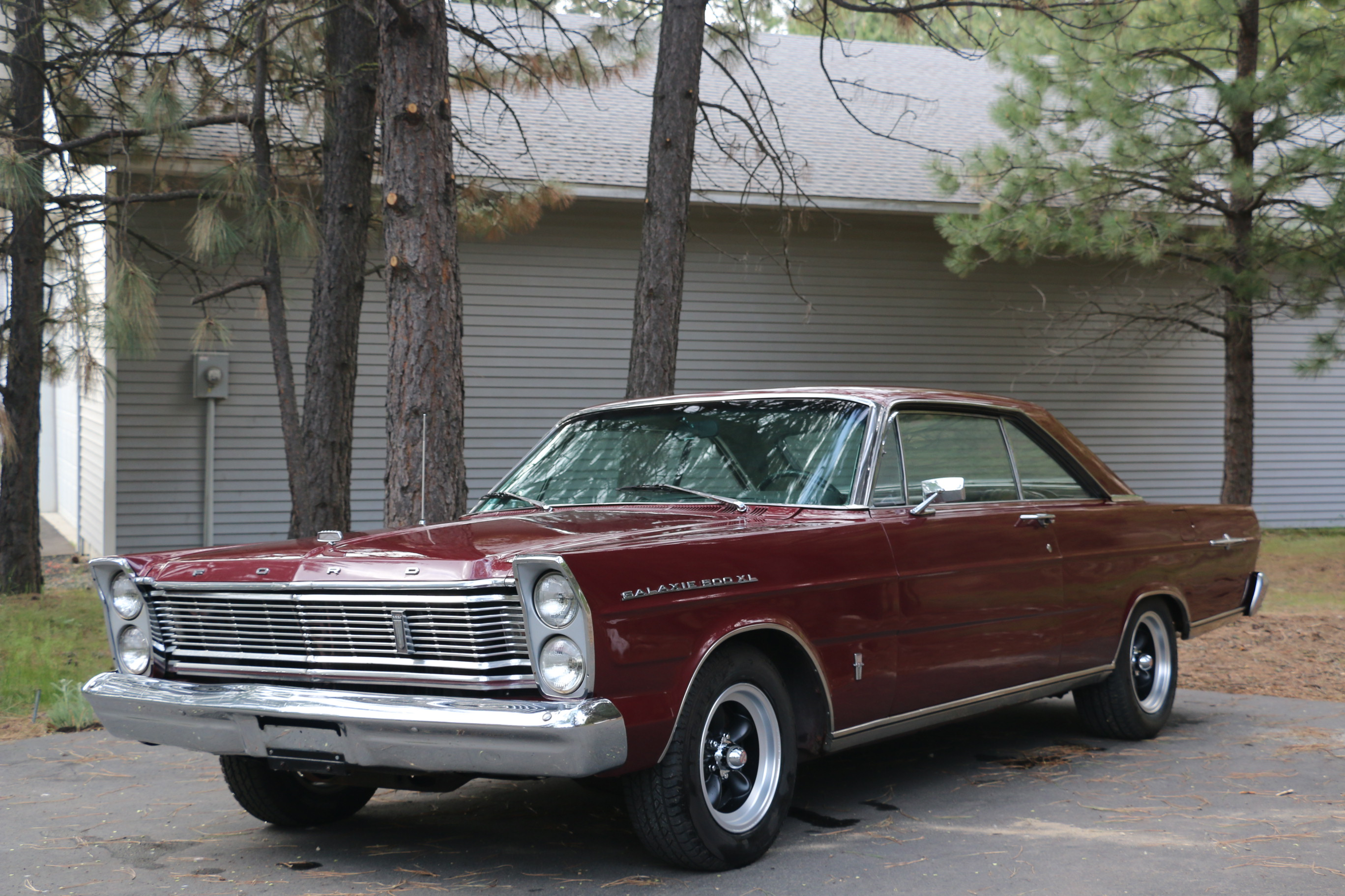 1965 ford galaxie 500xl latest addition. Black Bedroom Furniture Sets. Home Design Ideas
