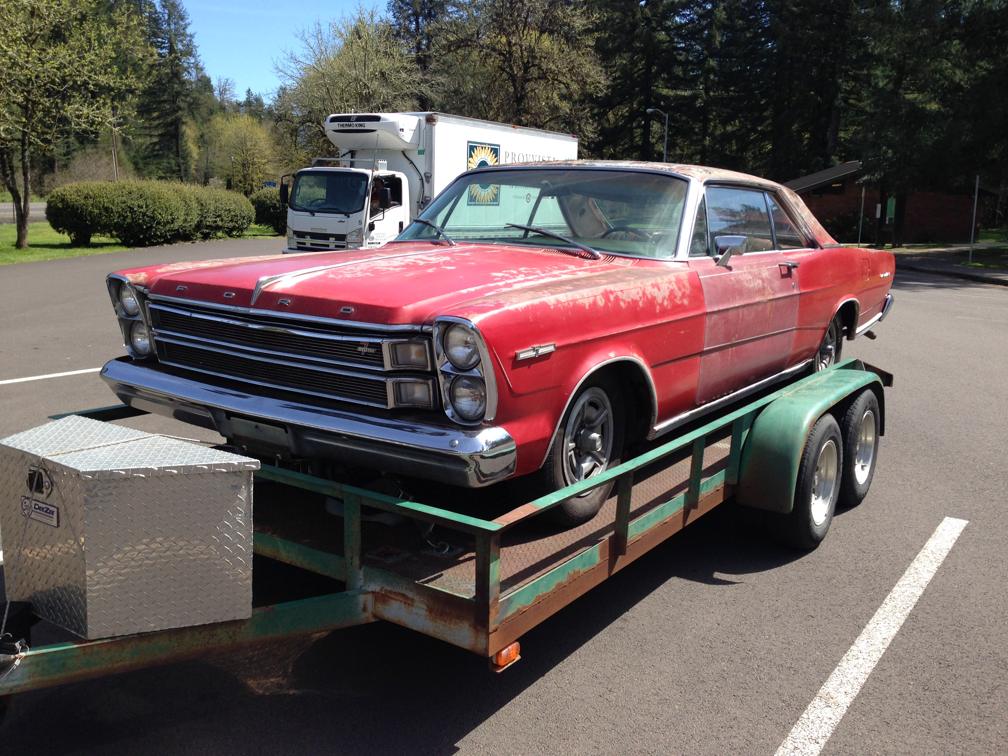 Fullsizeford 1955 1978 Ford Mercury And Edsel Full Size Car Parts 1964 Ltd Convertible 1966 Galaxie 7 Litre 500