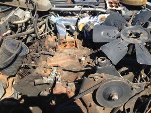 460 V8 Lincoln 385 series