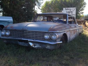 1962 Ford Galaxie 500 2dr hardtop