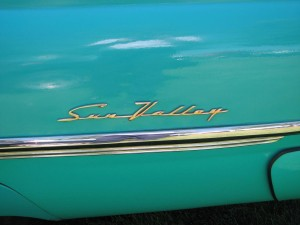 1955 Mercury Sun Valley Quarter Script