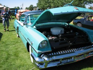 1955 Mercury Sun Valley RF
