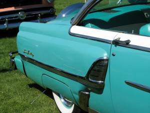 1955 Mercury Sun Valley RR Quarter Panel