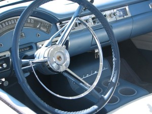 1957 Ford Fairlane Dash