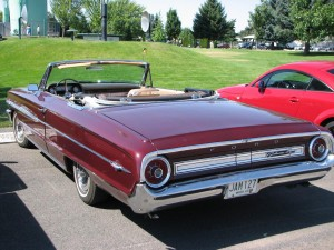 1964 Ford Galaxie 500XL Convertible LR