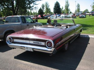 1964 Ford Galaxie 500XL Convertible RR