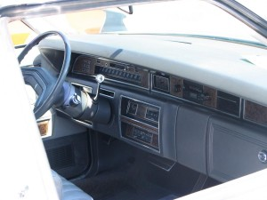 1976 Lincoln Town Car Dash