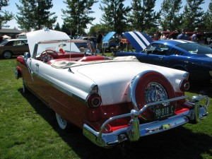 28th Annual Ford Car Show-Airway Heights, WA - August 2011